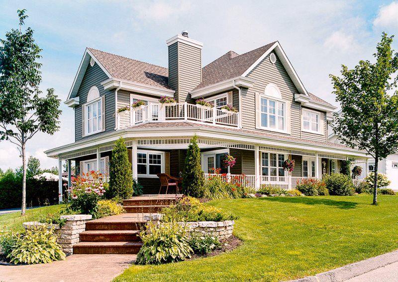 Porch types